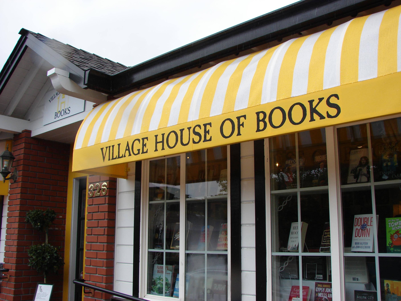 village house of books alina sayre author dsc07527